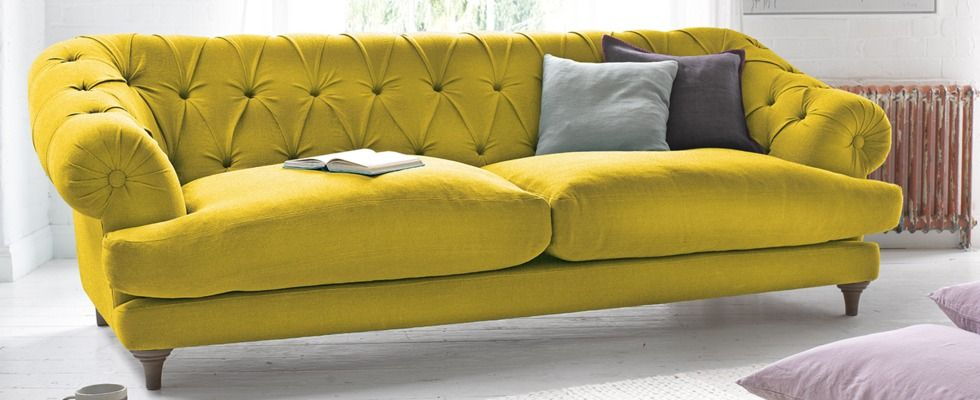 Inspiring Yellow Velvet Sofa Living Room Sofa Velvet