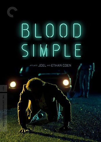 """Blood Simple"" by Joel and Ethan Coen."