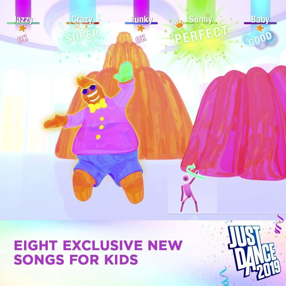 Just Dance 2019 Xbox One Standard Edition Dance Xbox