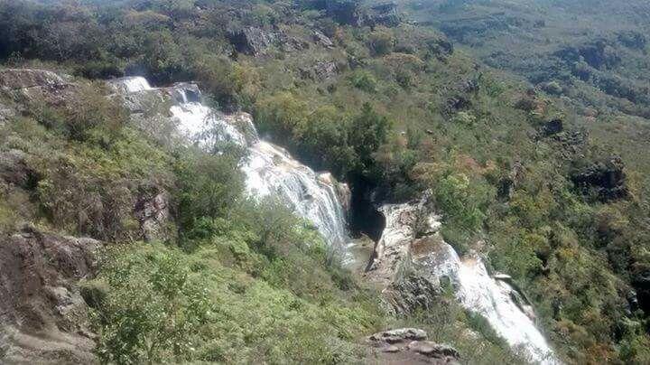 Cachoeira Canion do Guartela