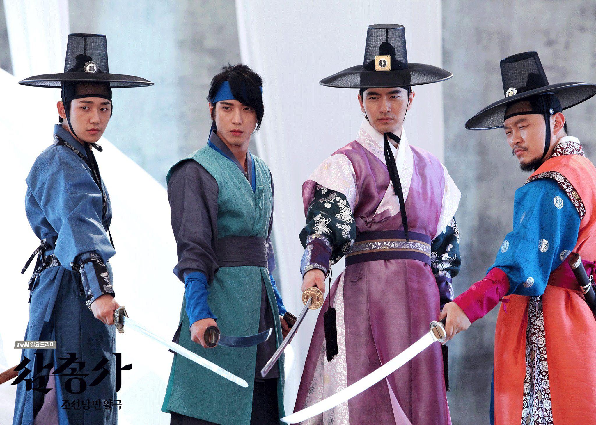 lee jin wook | Malak Angel | The three musketeers, Korean drama, Musketeers