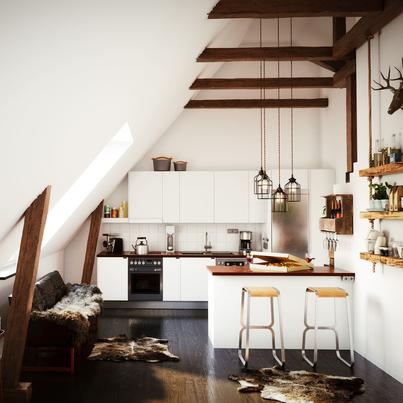 Inspirujace Projekty Kuchni Leroy Merlin Scandinavian Home Interiors Home Decor Interior Design