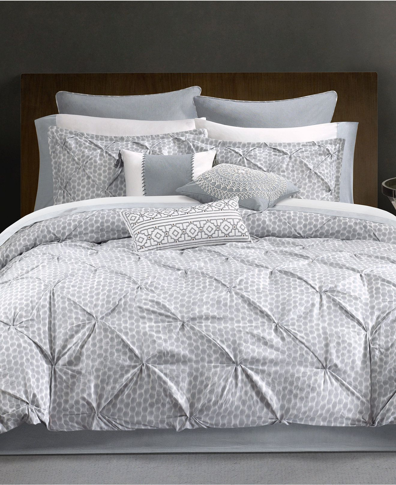 79000946c2eac Echo Dot Kat Comforter and Duvet Sets - Bedding Collections - Bed   Bath -  Macy s