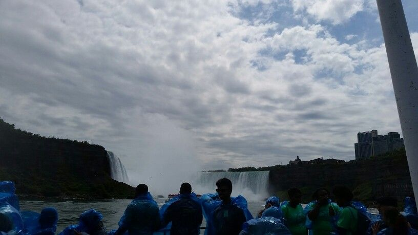 Maid of the Mist, Niagra falls New York