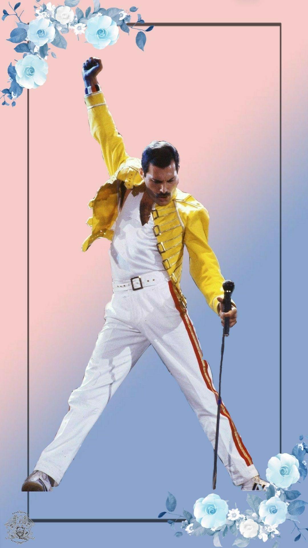 Wallpaper Freddie Mercury Freddie Mercury Queen Bolso Rojo