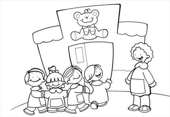 Pin de Preschool & Kindergarden & Education en Classroom - początek ...
