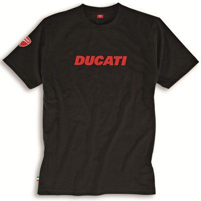 Ducati Ducatiana 15 Tee Black 98769052 25 Con Imagenes