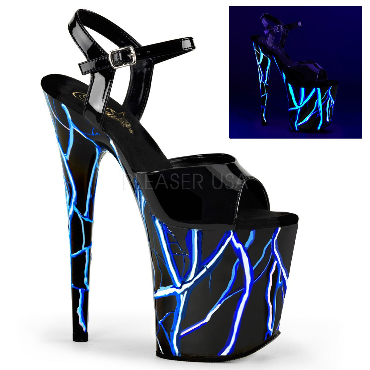 724a67403f4 Pleaser SHOES   BOOTS   Platforms (Exotic Dancing)   8