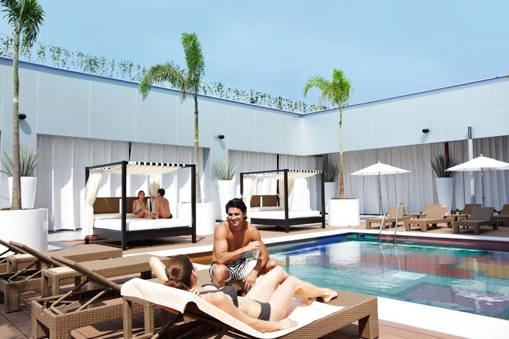 Riu Plaza Guadalajara - rooftop pool - Urban experiences - City Hotels
