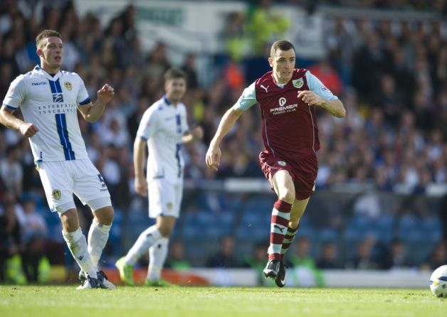 Clarets boss Sean Dyche hopes to have midfielder Dean Marney available to face Bournemouth tomorrow.