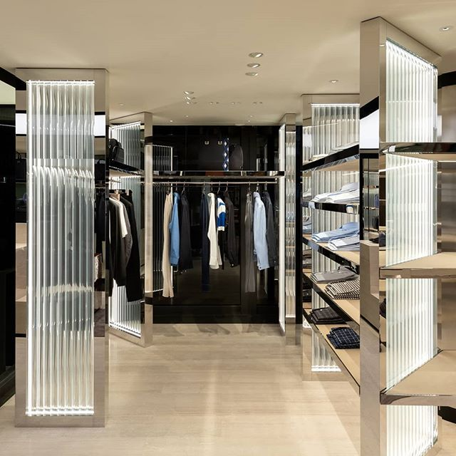 Interior Photography of Alfred Dunhill Lee Garden Two G01A 銅鑼灣利園店  #commercial #branding #phot...