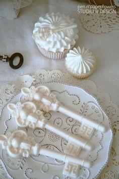 dessert vintage alice - Buscar con Google