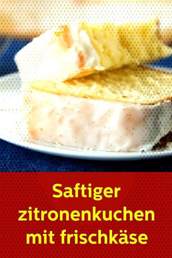 Juicy lemon cake with cream cheese - Juicy lemon cake with cream cheese – 1k recipes -