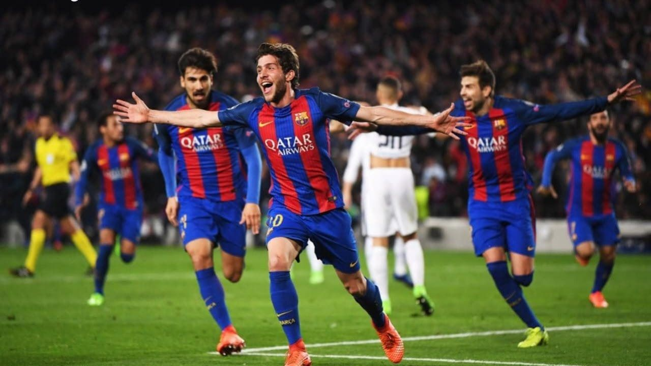 THE BEST COMEBACK EVER TACTICAL ANALYSIS - Barcelona vs ...