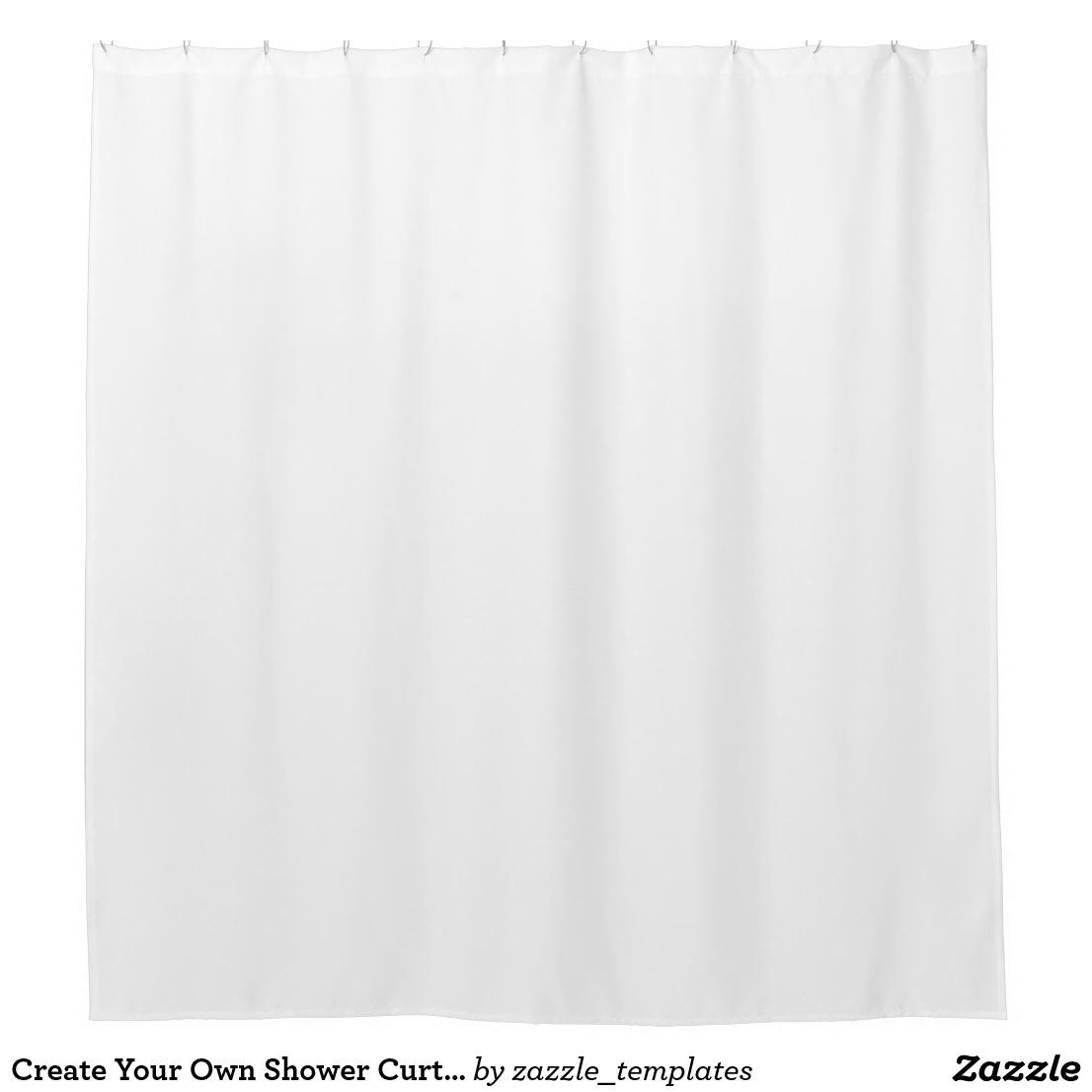 Create Your Own Shower Curtain In 2020 Cool Shower Curtains