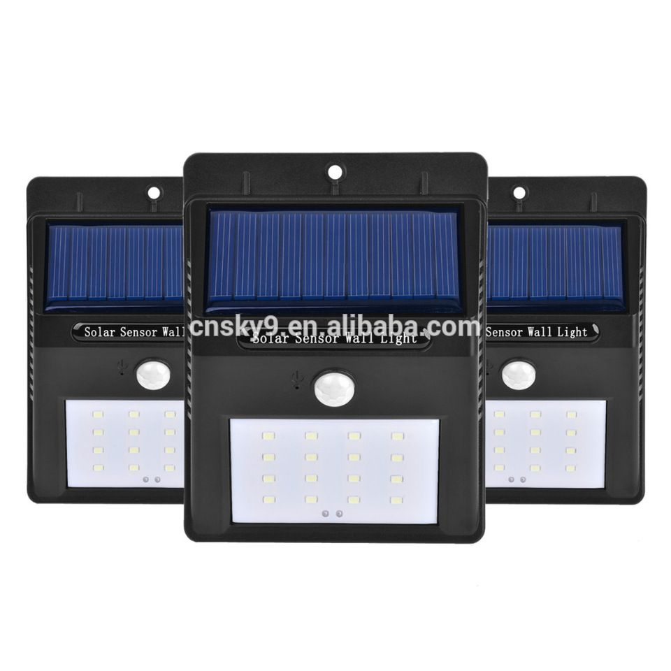 Outdoor waterproof wireless 28 led solar motion sensor security wall outdoor waterproof wireless 28 led solar motion sensor security wall lights with 16leds mozeypictures Images
