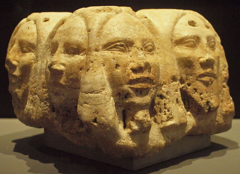 Egypt Heads Of Foreigners From Base Of Royal Statue 2nd Dynasty Staatliches Museum Agyptischer Kunst Munchen Photo Captmon Nel 2020 Archeologia Arte Antico Egitto