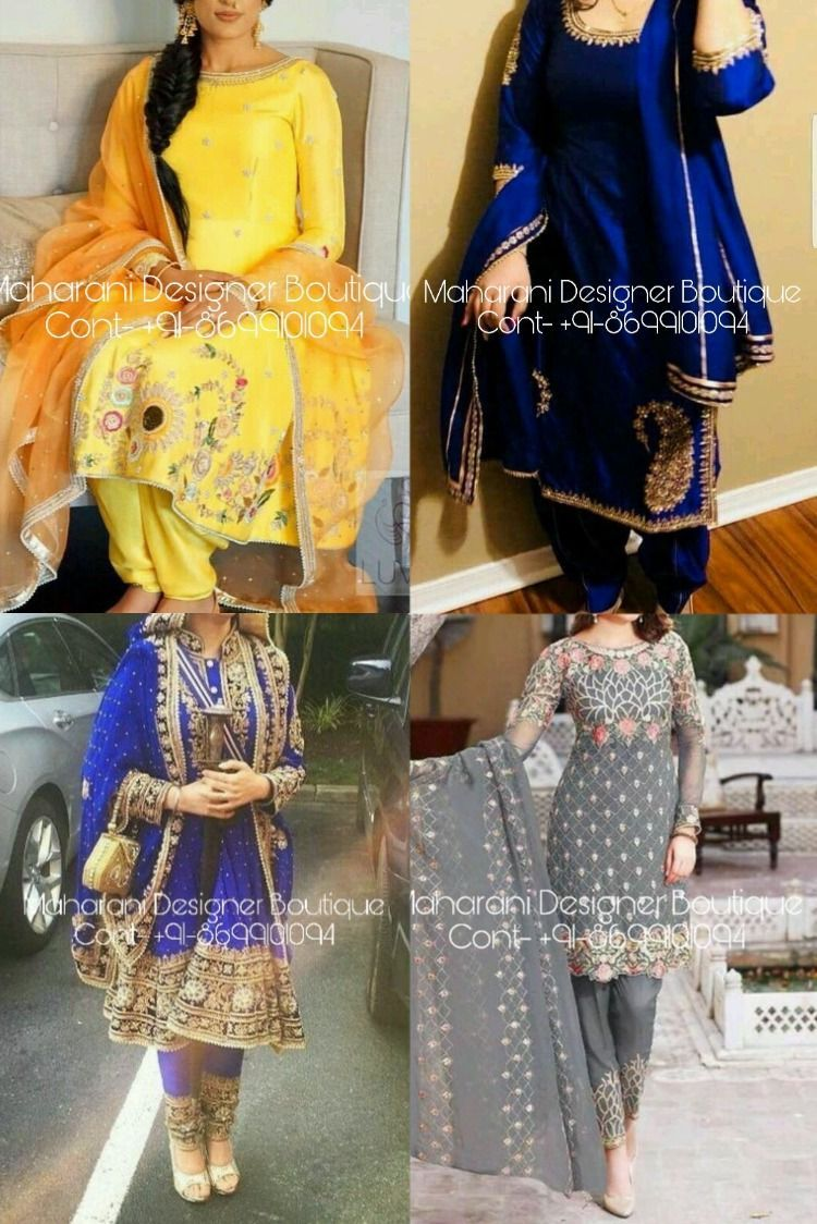 Bridal Suits | Punjabi Suit | Maharani Designer Boutique
