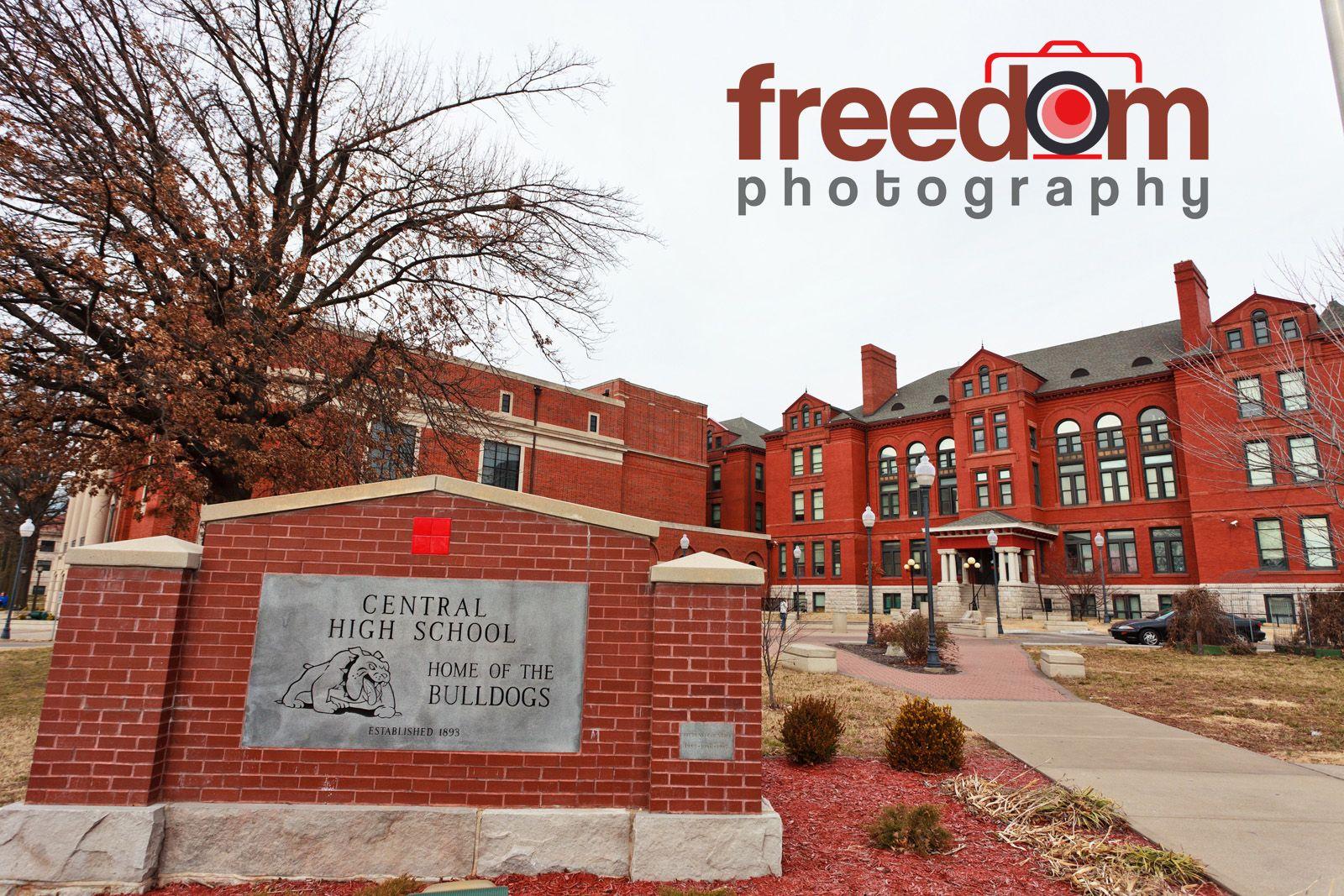 Central High School Freedom Photography High School School