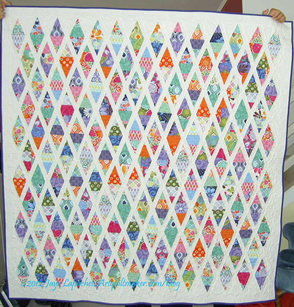Quilt Patterns Made With Jelly Rolls : Renewed Jelly Roll Race ...... http://artquiltmaker.com/blog/2012/10/bloggers-quilt-festival ...