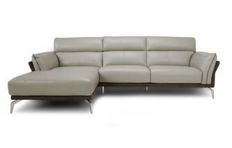 Valdez Left Hand Facing Chaise End Sofa New Club