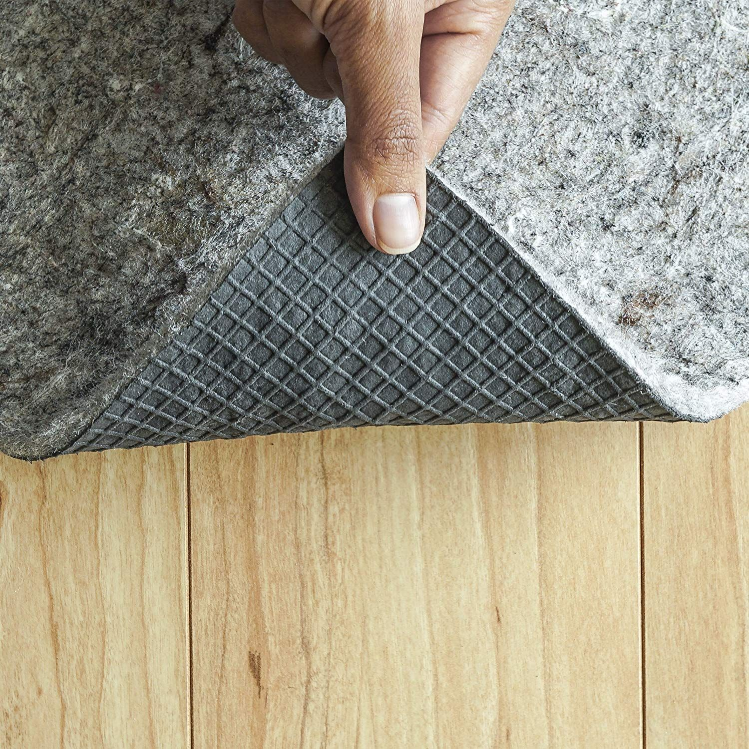 Rug Pad Usa 1 4 Thick Felt And Rubber 2 X3