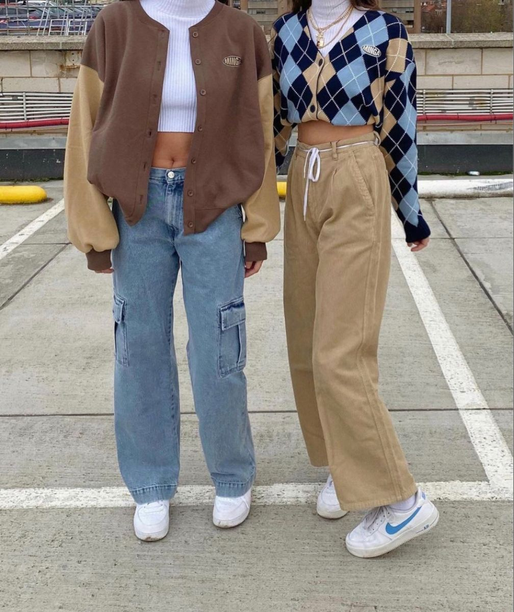 Outfit Ideas Aesthetic Retro