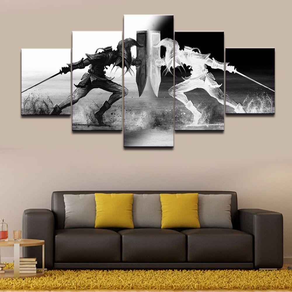 5 Panel Link Poster Price 18 00 Free Shipping Nerd Pintura Acuarela Arte Fotos