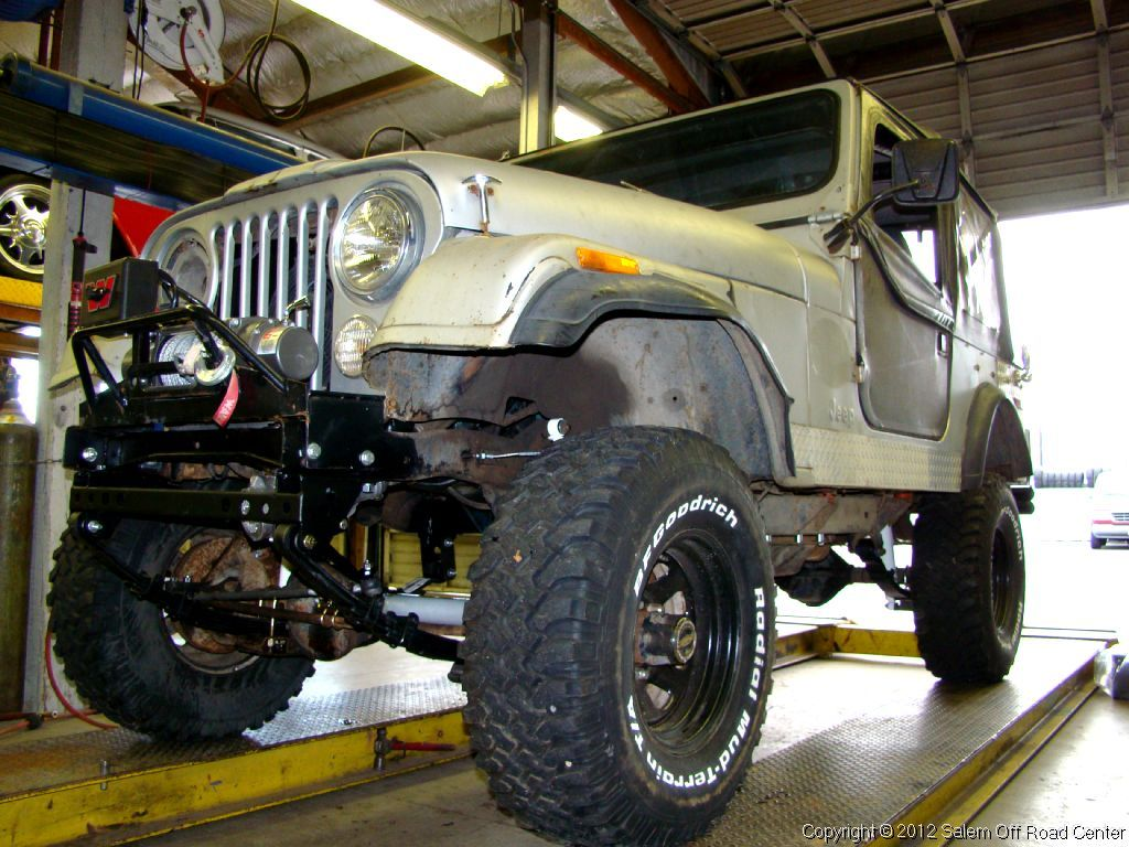 1978 Jeep Cj5 Bds Suspension 4 Lift Kit Warrior Products Shackle Reversal Kit Warrior Products Steering Box Brace Rancho Susp Jeep Cj5 Jeep Monster Trucks