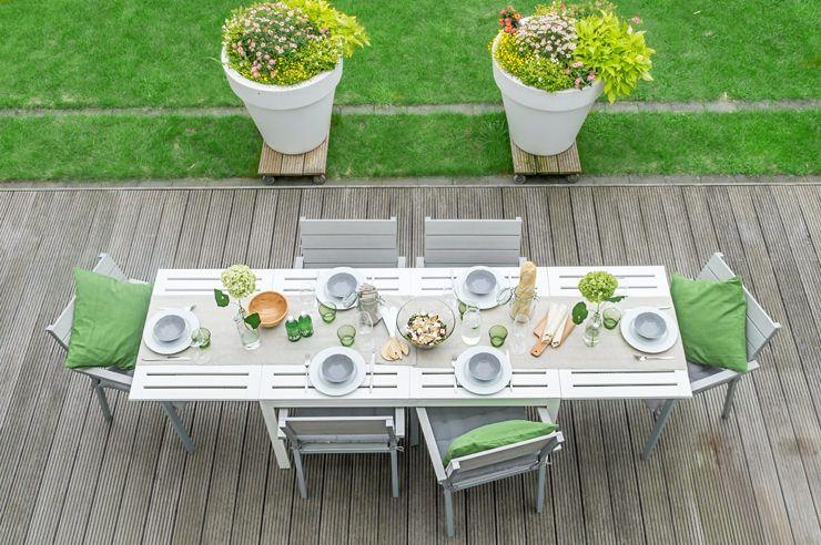 Gartentische Ikea gartenparty im sommer mit neuen gartenmöbeln und tischdeko patios