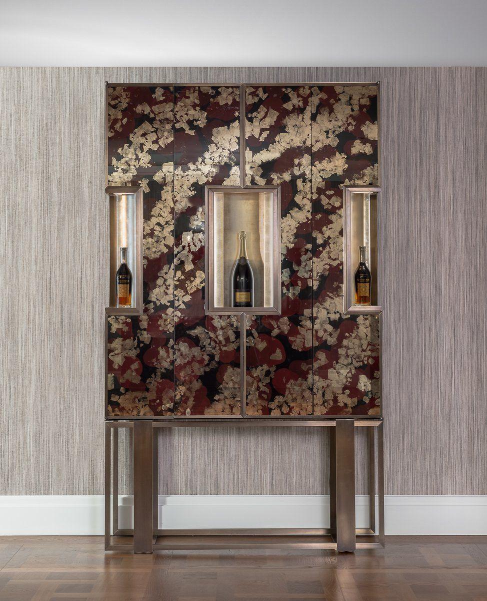 Bespoke drinks cabinet para la casa cosas bellas - Vinoteca para casa ...