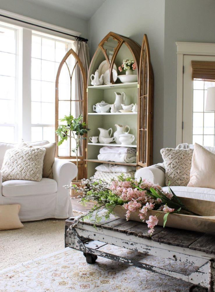 Blog Cotton Stem French Country Decorating Living Room Country Living Room Furniture French Country Living Room