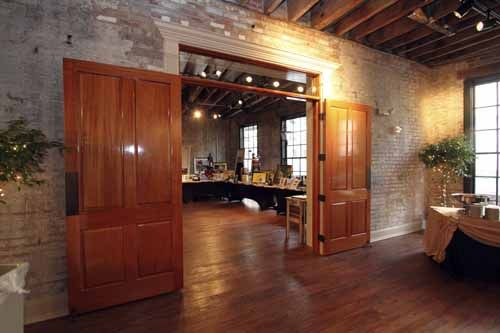 With Both Centuries Old Architectural Elementodern Amenities The Chicory Is Perfect Downtown New Orleans Backdrop For Weddings And Corporate