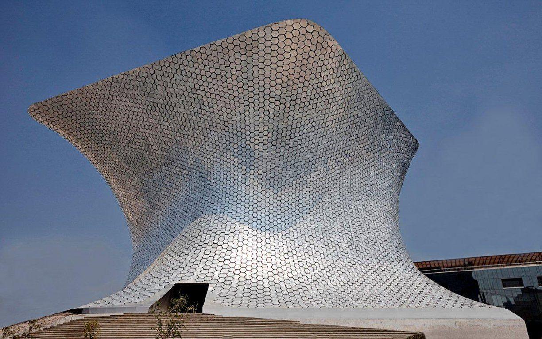 Soumaya Museum, Mexico