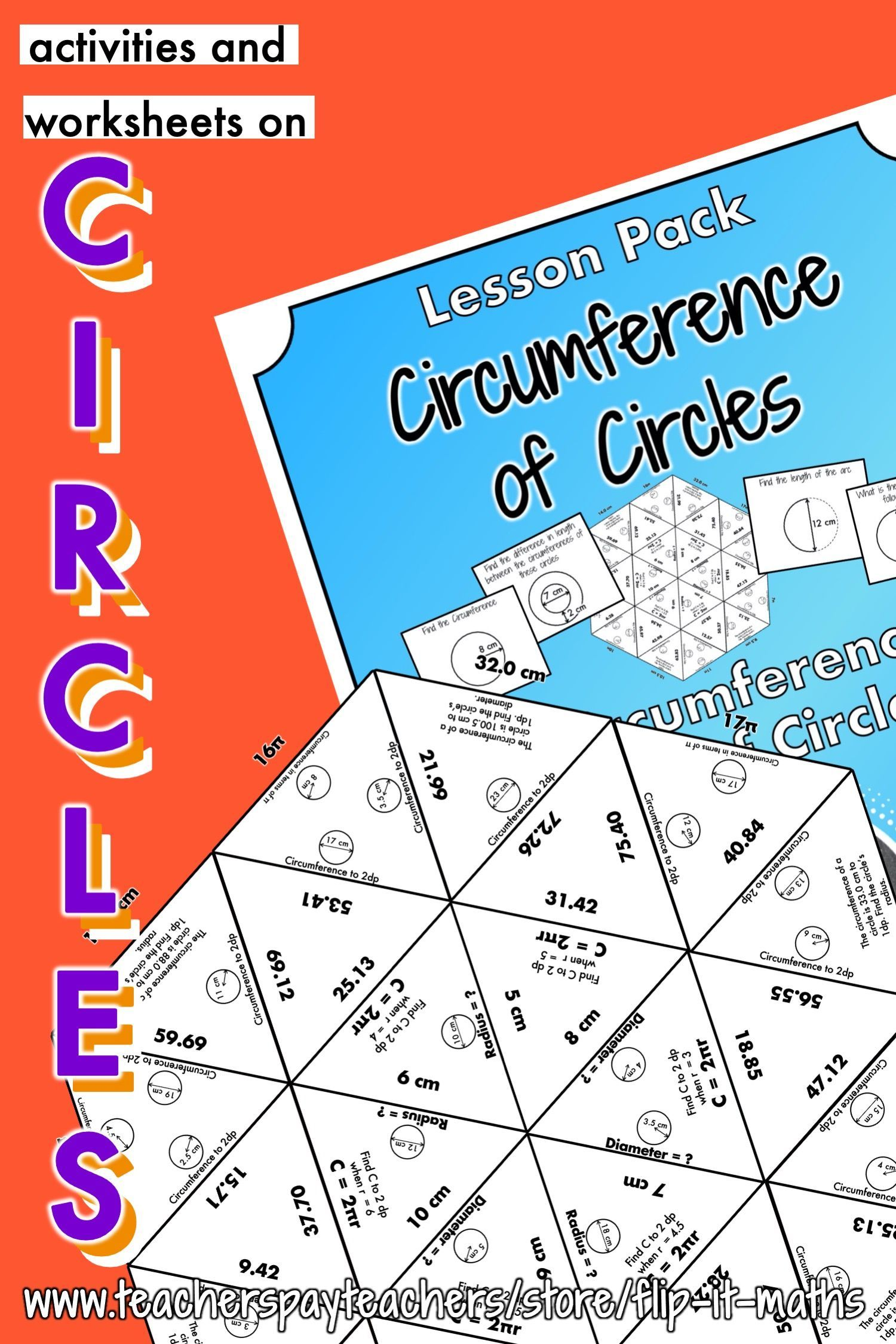 Circumference Of Circles In