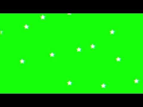 Glitchy Stars Green Screen Youtube Green Screen Video Backgrounds Greenscreen Green Screen Backgrounds