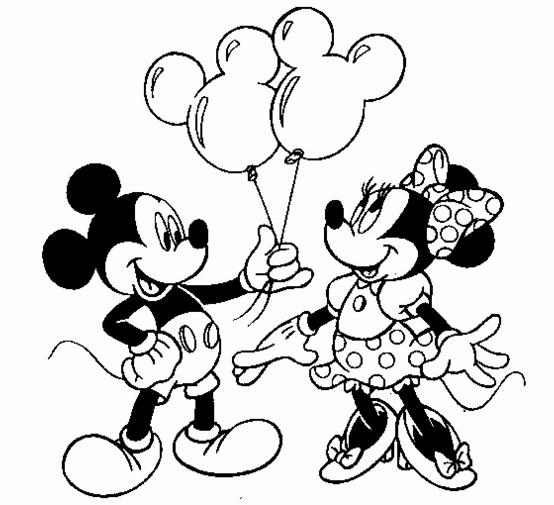 Mickey Mouse Printable Coloring Pages Beautiful Colour Drawing Free Hd Wallpapers In 2020 Mickey Mouse Coloring Pages Minnie Mouse Coloring Pages Disney Coloring Pages