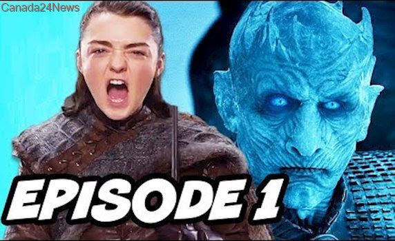 Game Of Thrones Season 7 Episode 1 TOP 10 WTF and Easter Eggs
