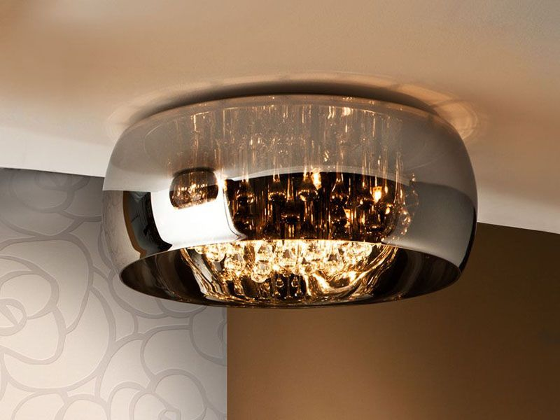 Lamparas Techo Lampara Techo Plafon Argos Modelo Schuller - Argos bedroom lights