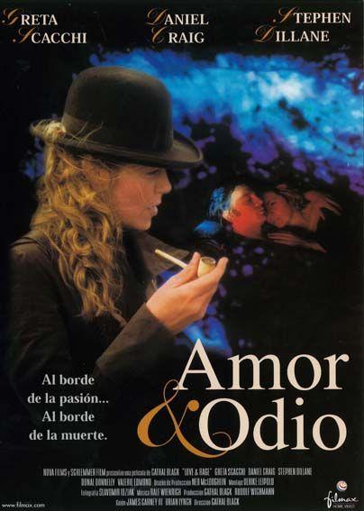 """Amor y odio (1999) """"Love & Rage"""" de Cathal Black - tt0185442"""