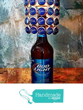 Bud Light 40 Oz Bottle Lamp Complete With Bottle Cap Lamp Shade