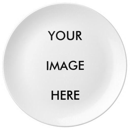 Shop Personalized Decorative Porcelain Plate created by LaptopComputerBag.  sc 1 st  Pinterest & Personalized Monogram Porcelain Plates | Home Decor | Pinterest ...