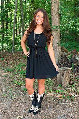 Sleeveless Short Dress With A Crochet Backing Cowgirl Dresses Cute Country Dresses Country Dresses