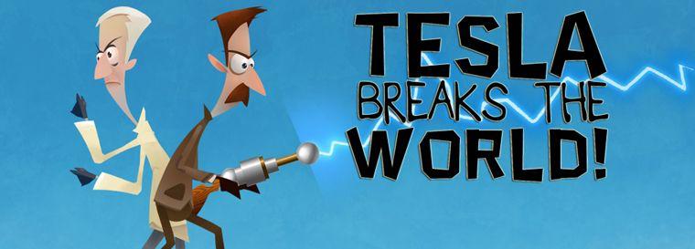 http://igre-igrice.org/tesla-spasava-svet-od-edisona  Zanimljiva platformska 2D igra u kojoj je Tomas Edison u ulozi zlog genija koji pokušava da sabotira Teslin projekat. Tesla mora da pređe celu zamlju kako bi spasao svet.  http://igre-igrice.org