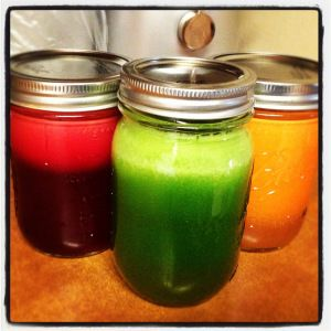 60 day juice fast: 1-60