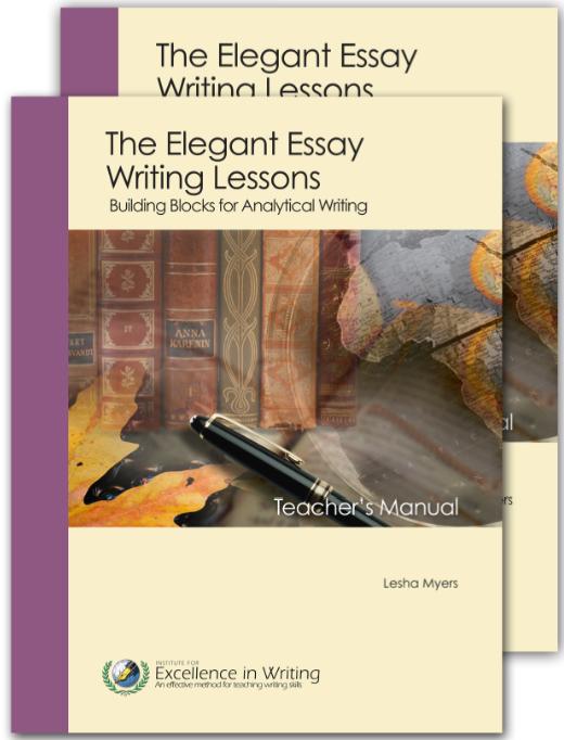 How To Write An Essay Elegant Essay Writing Lessons Writing Lessons Essay Writing Teacher Manual