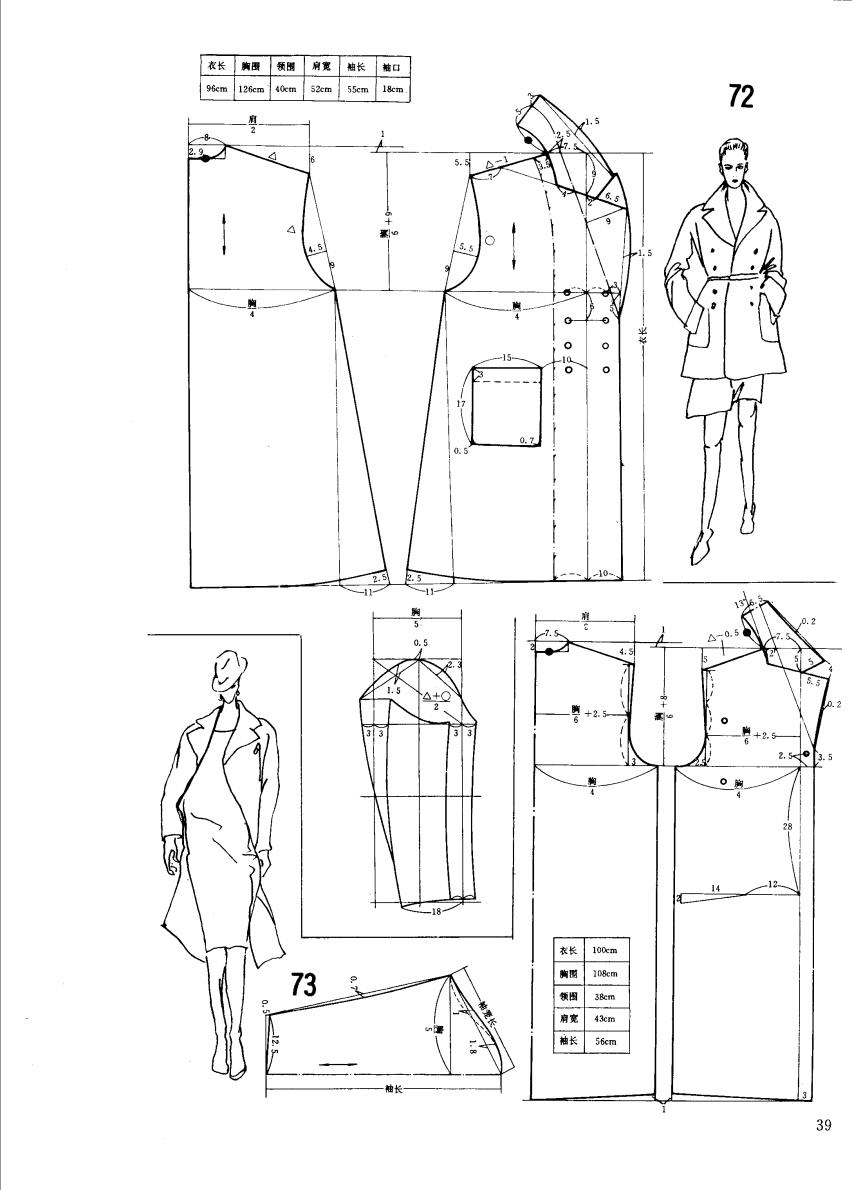 costura #moldes   MODA   Pinterest   Costura, Patrones de costura y ...