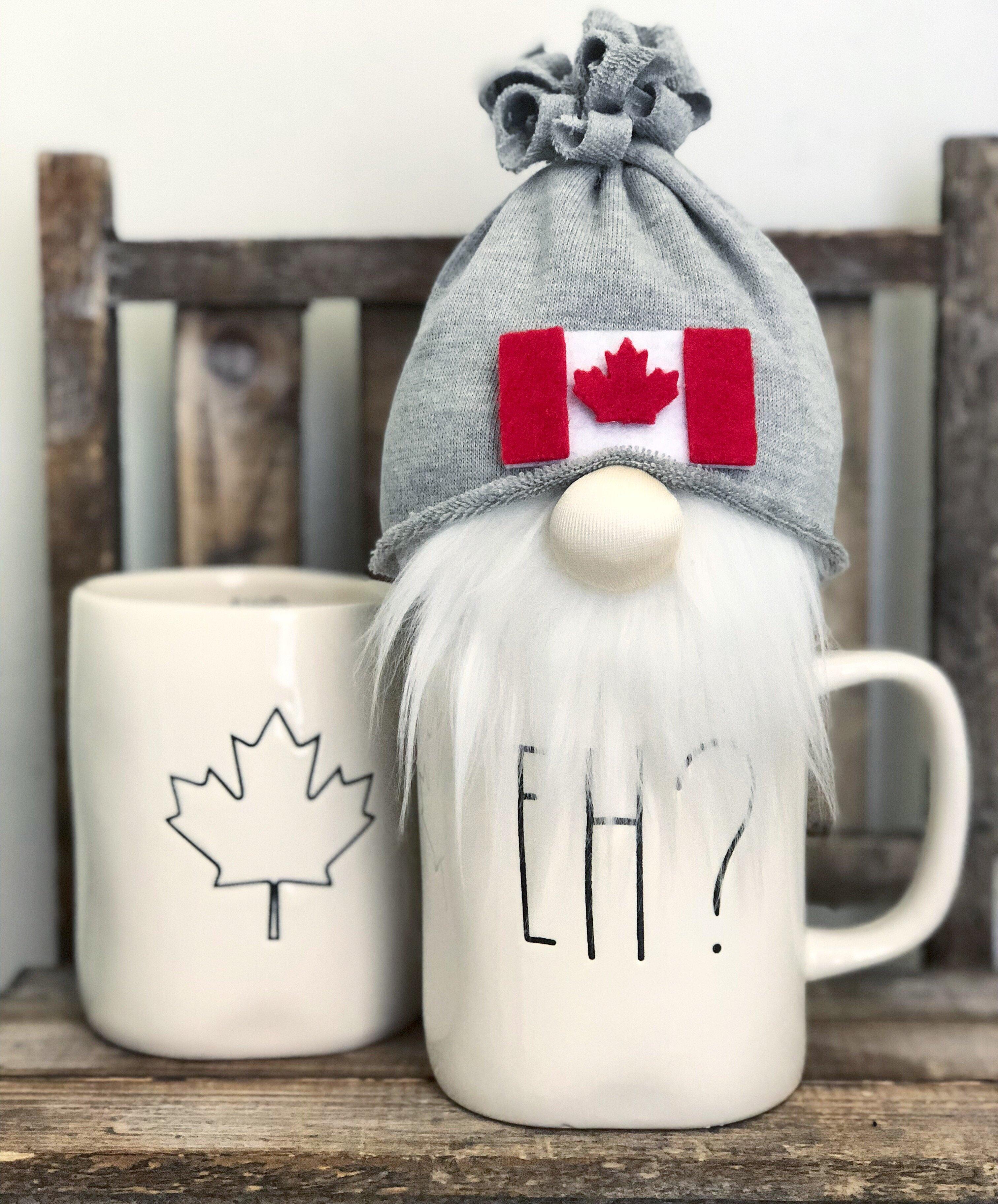 Canada gnome gnomes crafts canada day crafts