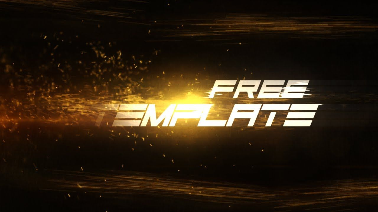 FREE particular intro template | motion graphic | Pinterest ...