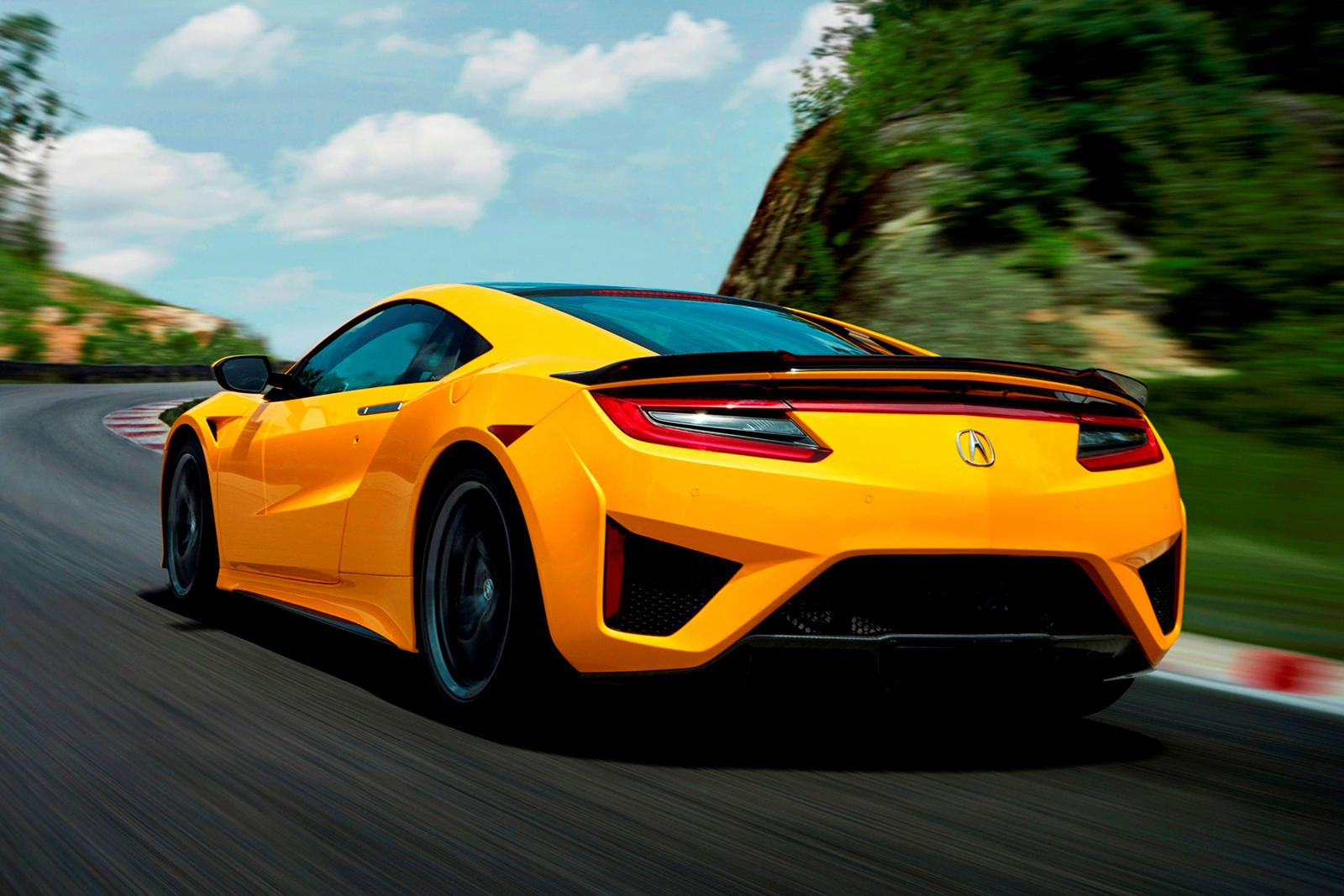 6 Reasons The Acura Nsx Is A Real Daily Driver Supercar The Term Daily Driver Supercar Is Grossly Overused But Not In This Case Acura Nsx Nsx Super Cars